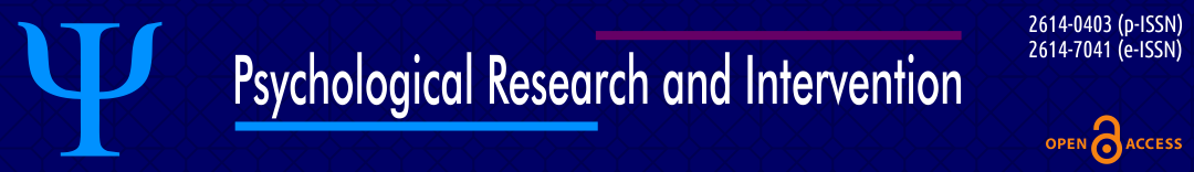 Psychological Research and Intervention