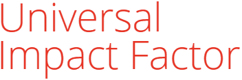 Hasil gambar untuk logo universal impact factor